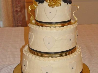 I Like This One Wedding Cake
