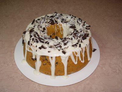 Oreo Pound Cake