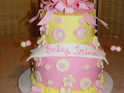 Pink Yellow Baby