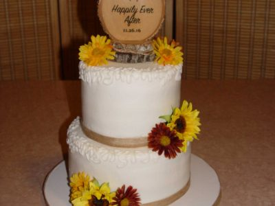 Sunflower Wedding 2
