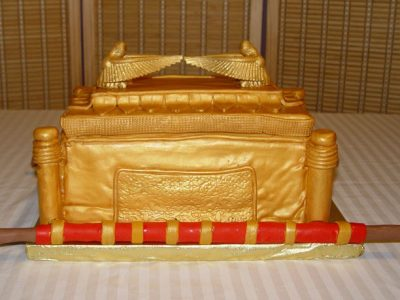Ark Of The Covinant Cake