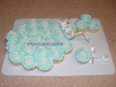 Boquet Cupcakes
