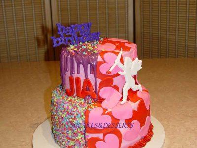 Cupid Cake