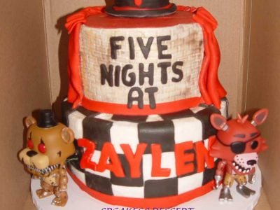 Five Nights Cake