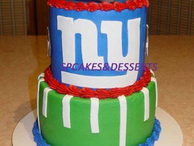 Giants Cake