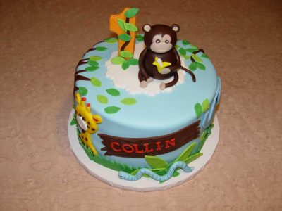 Monkey Banana Cake