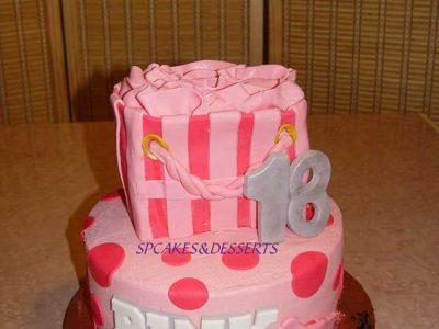 Pink 18 Birthday