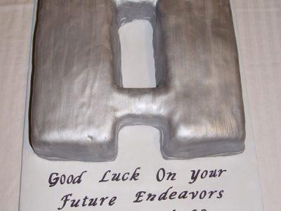 Silver Cpt Cake