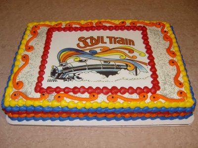 Soul Train Cake