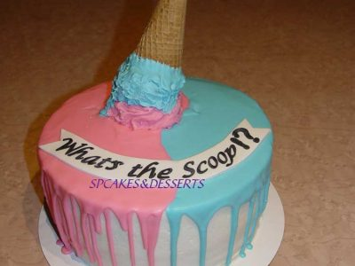 Whats The Scoop Cake